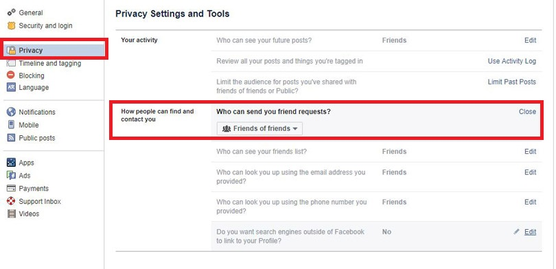 How to manage your Facebook friends | BT