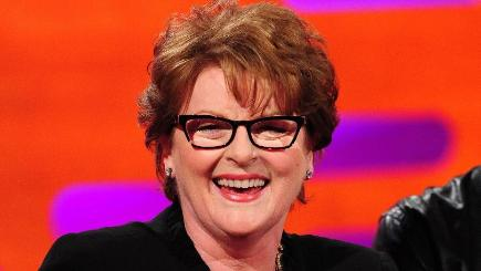 Brenda Blethyn plays Vera in the TV adaptation of Ann Cleves' crime novels