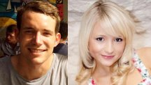 The families of David Miller and Hannah Witheridge, found murdered on a Thai island, have paid tribute to them