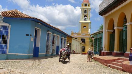 Fancy stepping back in time? Here are 5 things you have to see in Trinidad, Cuba
