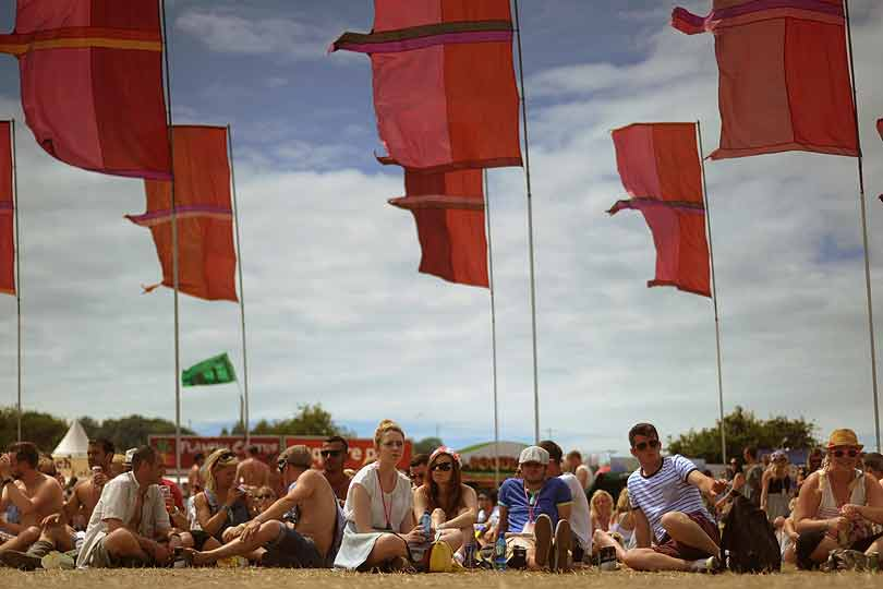 glastonbury festival crowd control A lesson in festival crowd control  the enormous crowds at this year's festival click here to read it and get a different kind of insight into how glastonbury.