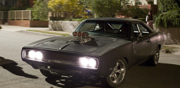Dodge Charger in Fast and the Furious