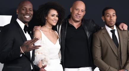 The Fate of the Furious overtakes Star Wars with $700m debut
