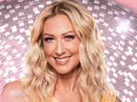 Faye Tozer - Strictly Come Dancing