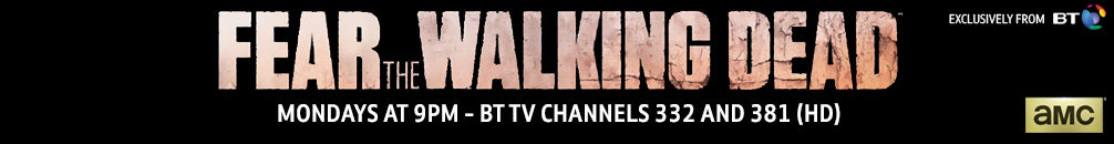Fear the Walking Dead - Mondays at 9pm on AMC
