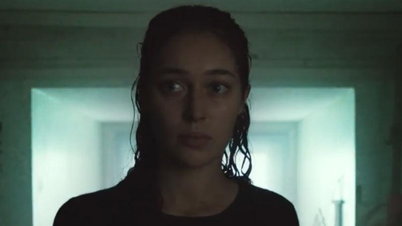 Alyica Debnam Carey as Alicia in Fear the Walking Dead