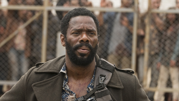 Strand in Fear the Walking Dead
