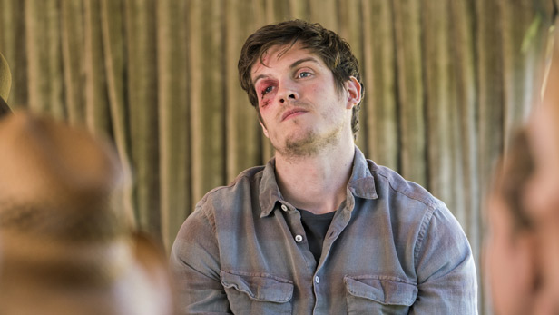 Fear the Walking Dead Daniel Sharman