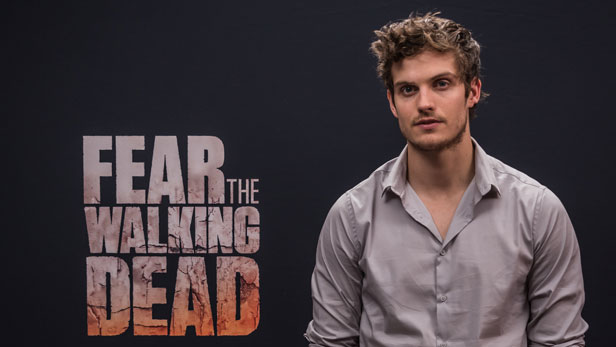 Daniel Sharman - Fear the Walking Dead