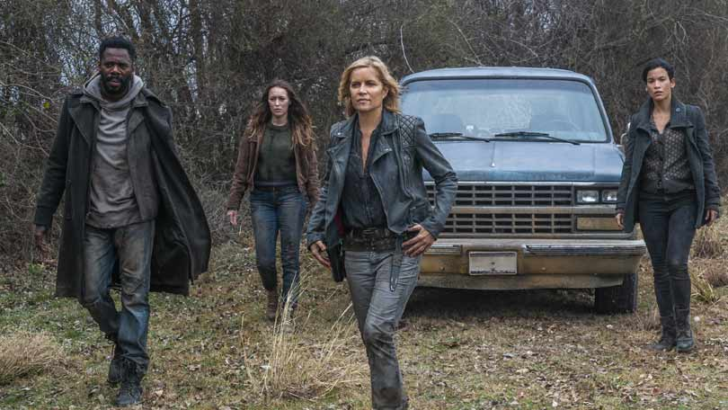 Kim Dickens as Madison in Fear the Walking Dead