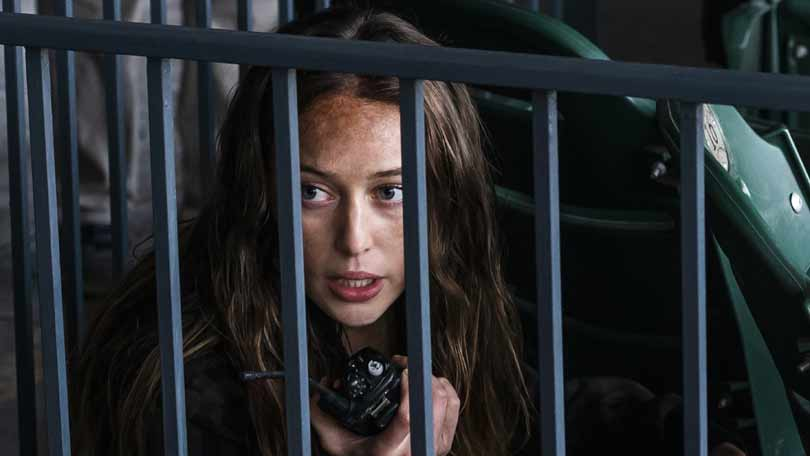Alycia Debnam-Carey in Fear the Walking Dead
