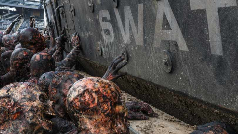 Zombies in Fear the Walking Dead