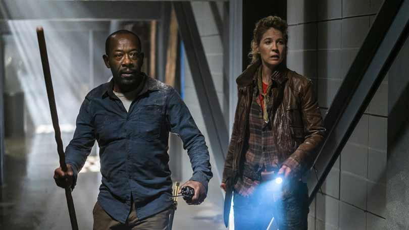 Fear the Walking Dead season 4 mid-season finale