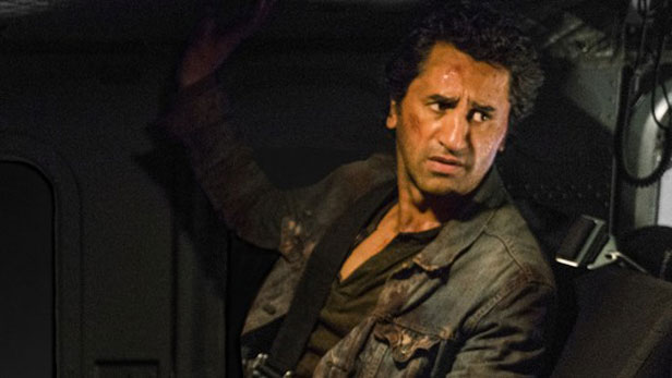 Travis Manawa in Fear the Walking Dead