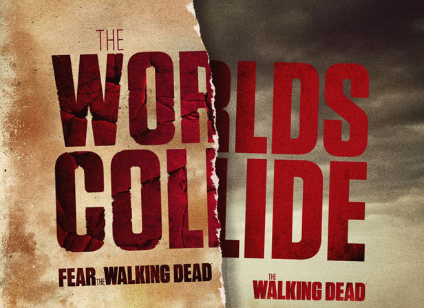 Fear the Walking Dead and Walking Dead crossover