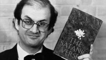 February 24, 1989: $2.8m bounty placed on the head of Satanic Verses author Salman Rushdie