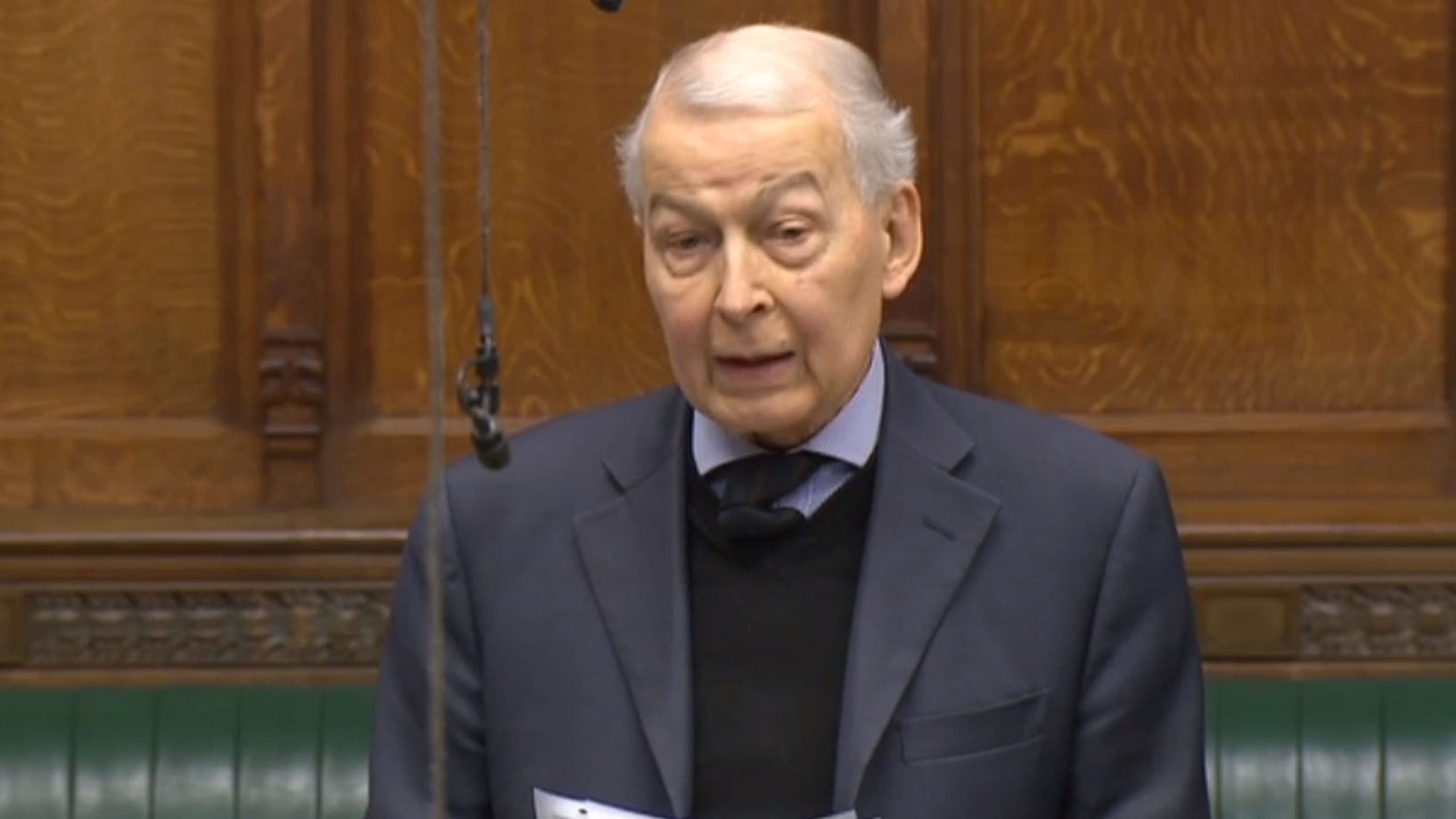 Frank Field MP to resign Labour whip over 'toleration of anti-Semitism'