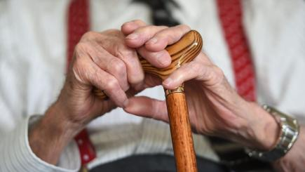 Figures show 'levelling-off' of life expectancy growth rates