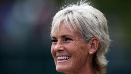 File picture of Judy Murray, mother of Andy and contestant on the current series of Strictly Come Dancing.