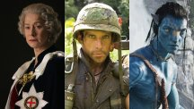The Queen, Tropic Thunder, Avatar