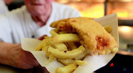 The best fish and chip shops in your region