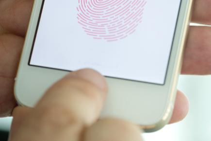TouchID on the iPhone 5S