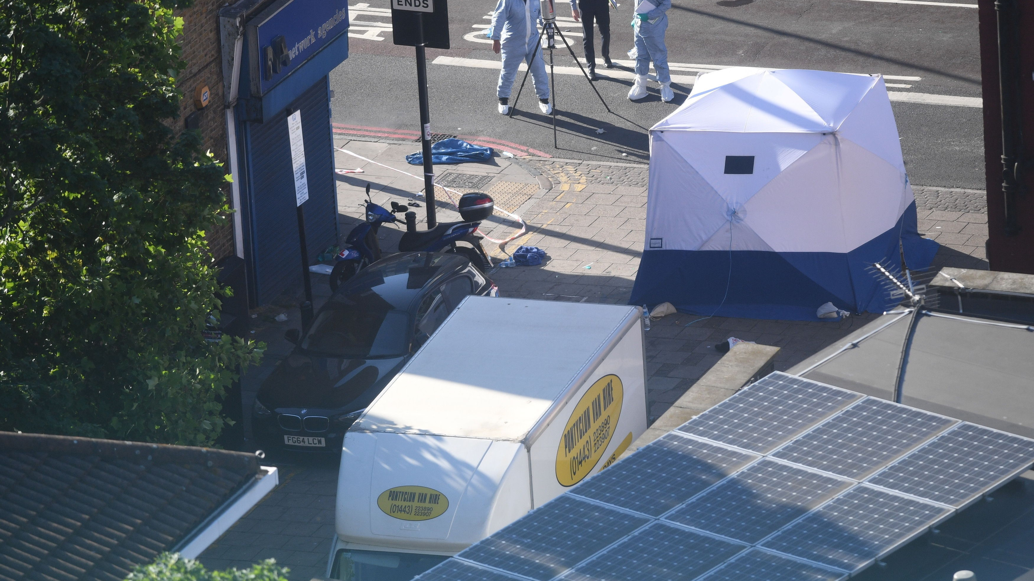 Trial of man accused of Finsbury Park attack begins