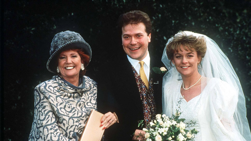 how many blind date weddings Nadia stops the wedding because she believes people shouldn't get married because they made a bargain see the complete blind date (1987) playlist here: http.