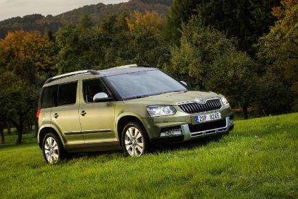 first drive skoda yeti bt. Black Bedroom Furniture Sets. Home Design Ideas