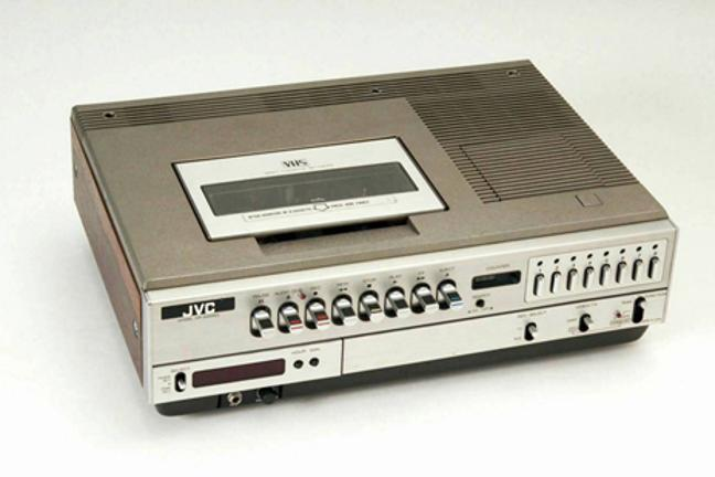 History of the vhs recorder bt first vhs vcr publicscrutiny Choice Image