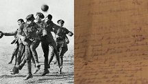 "First World War ""Christmas Truce"" letter set to fetch thousands"