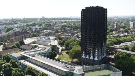 London fire: Luxury apartments acquired for displaced Grenfell tenants
