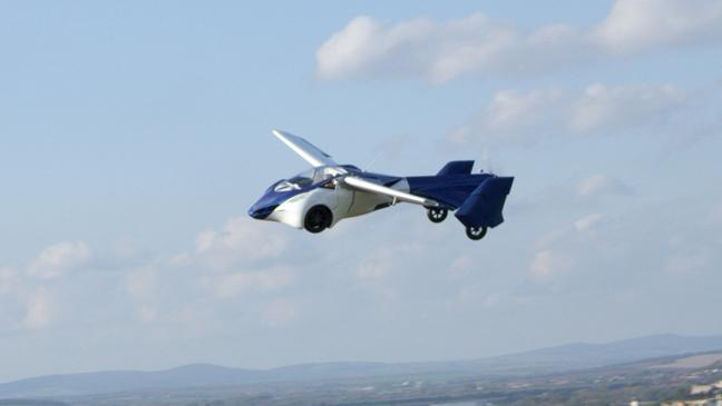 Several companies have developed and tested flying cars already.