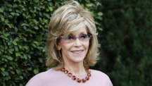 Jane Fonda at The Rape Foundation event in Beverly Hills (Invision/AP)