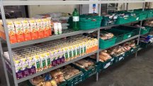 Food waste 'pay what you feel' supermarket opens