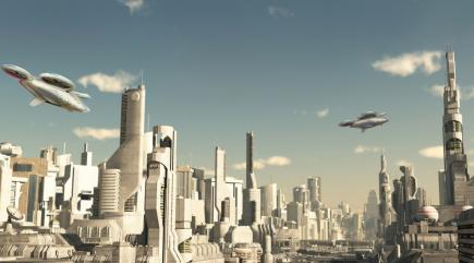 Forget self-driving cars, Airbus wants to make self-flying taxis