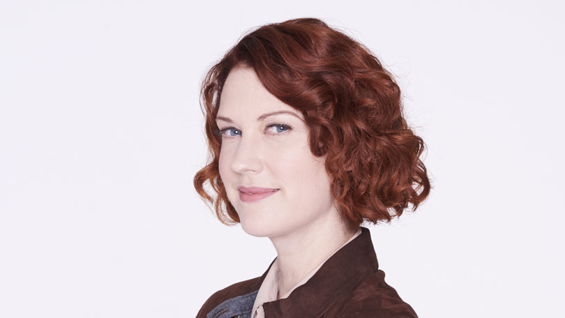 Lauren Lee Smith - Frankie Drake Mysteries