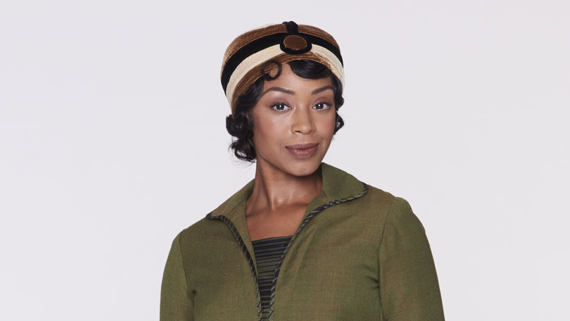 Chantel Riley - Frankie Drake Mysteries
