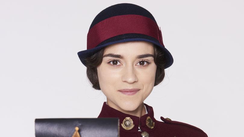 Rebecca Liddiard - Frankie Drake Mysteries