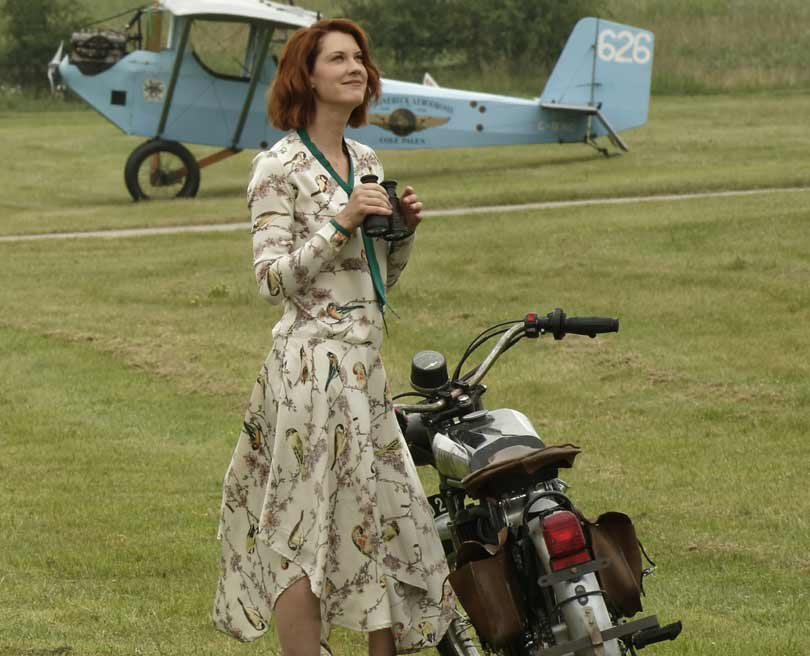 The Frankie Drake Mysteries