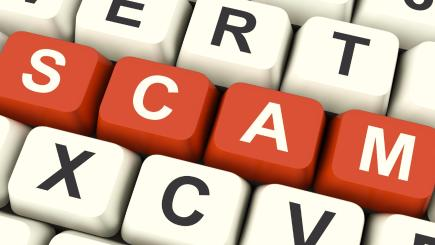 Frauds and scams: why you should always report suspicious