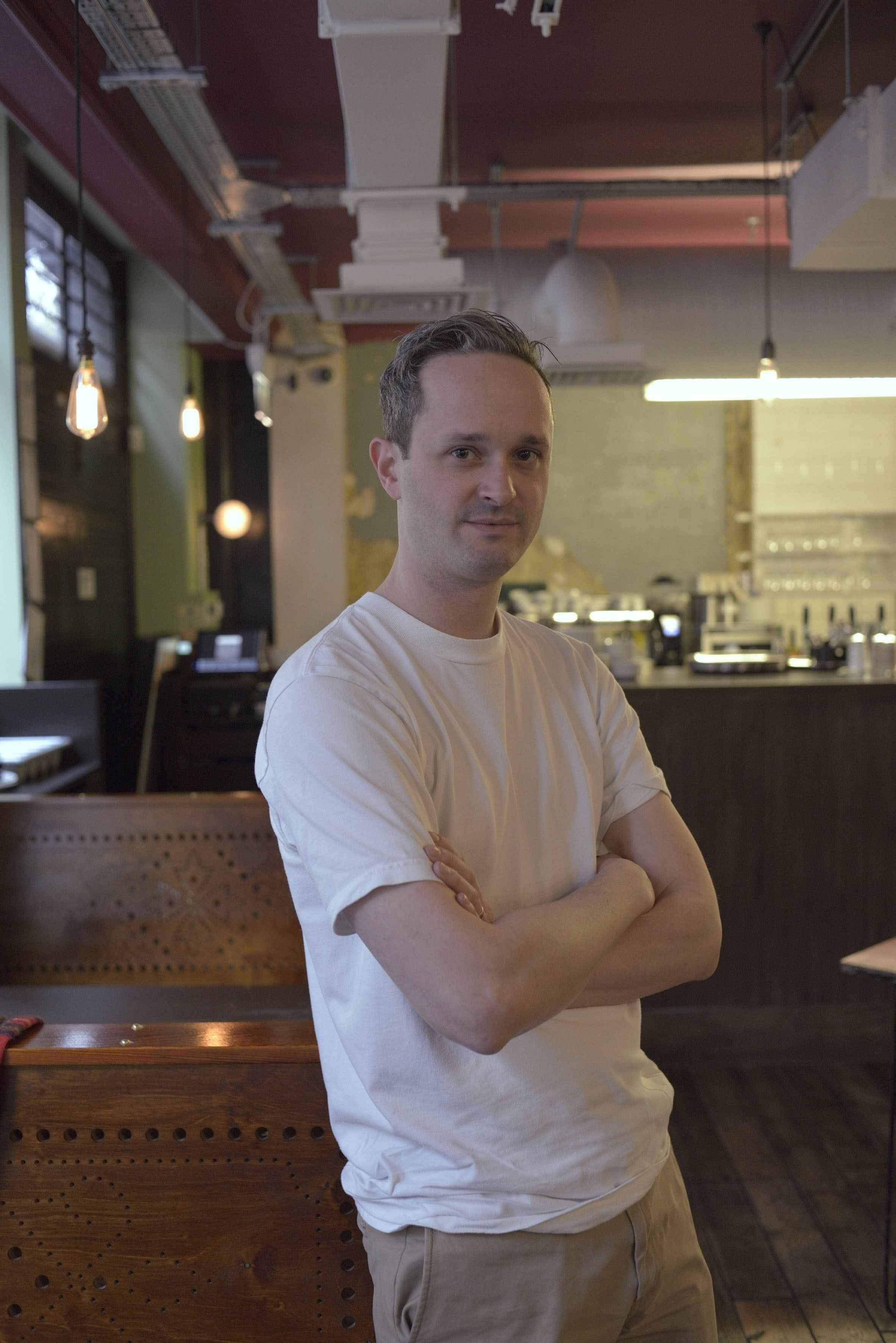Byron head chef Fred Smith was previously creating innovative burgers of his own at The Admiral Codrington pub in Chelsea