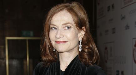 French actress isabelle huppert named actress of the year bt - Isabelle huppert coup de torchon ...