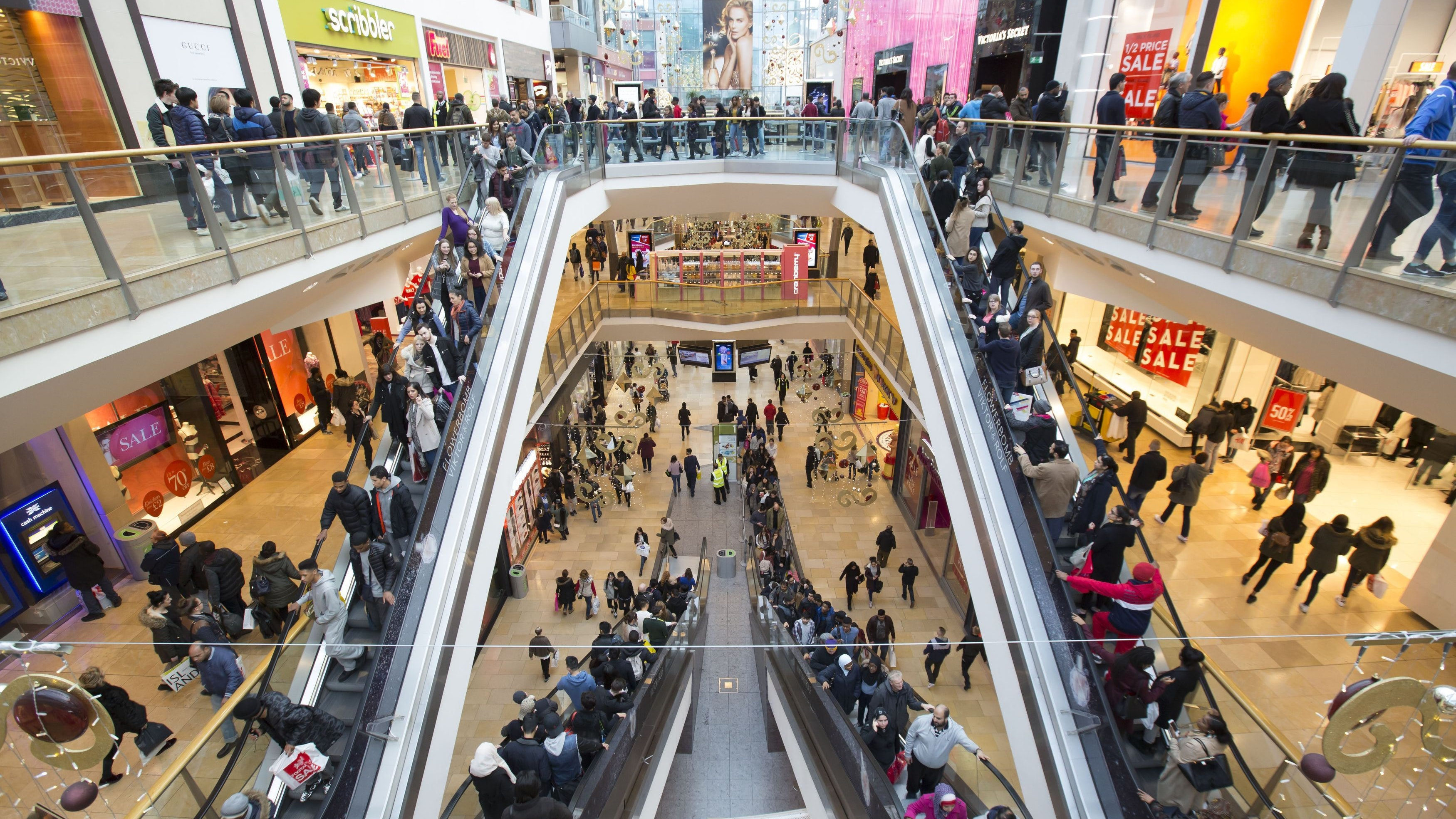 Owner of Highcross shopping centre rejects £5bn takeover bid