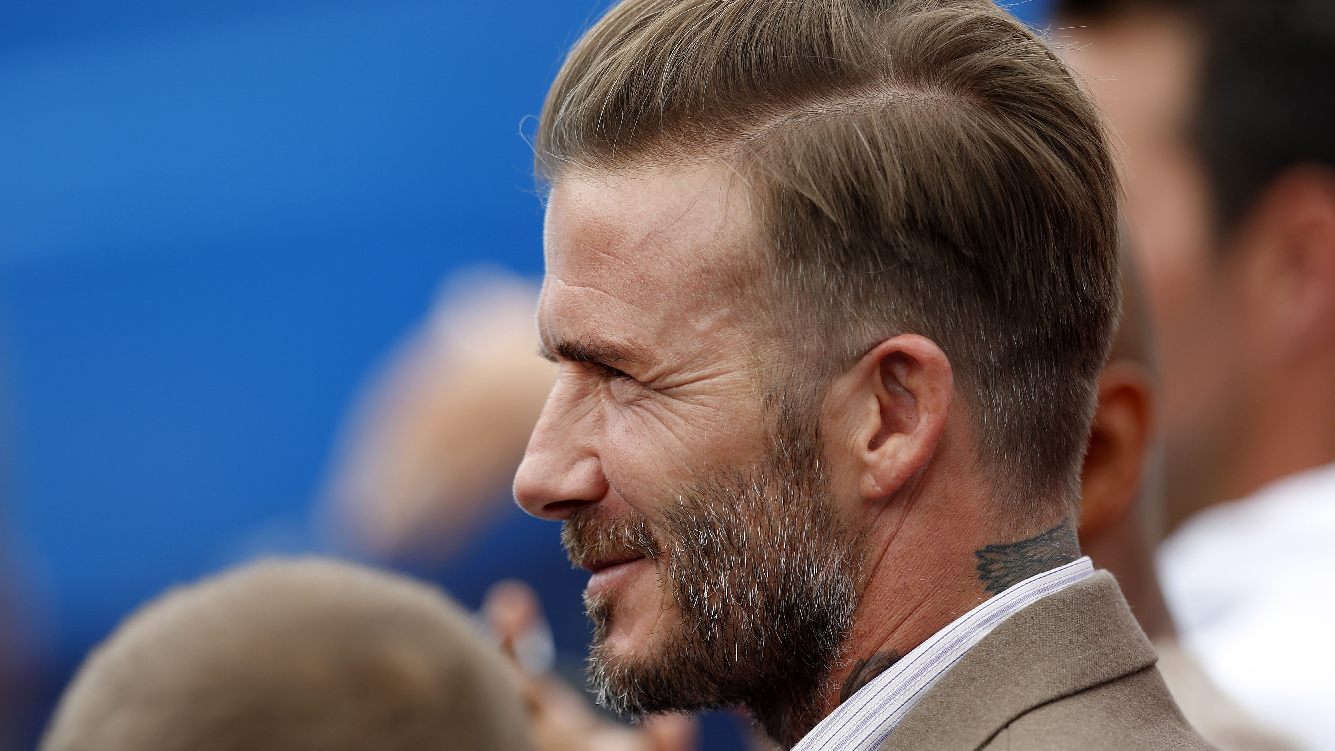No One Whos Had More Influence On The Hairstyles Of Young British Lads Over Past 25 Years Than Football Legend Turned Style Icon David Beckham