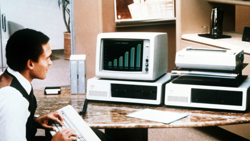 Look back at seven old retro computers that changed the