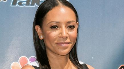 Mel B pays tribute to late father Martin Brown two years