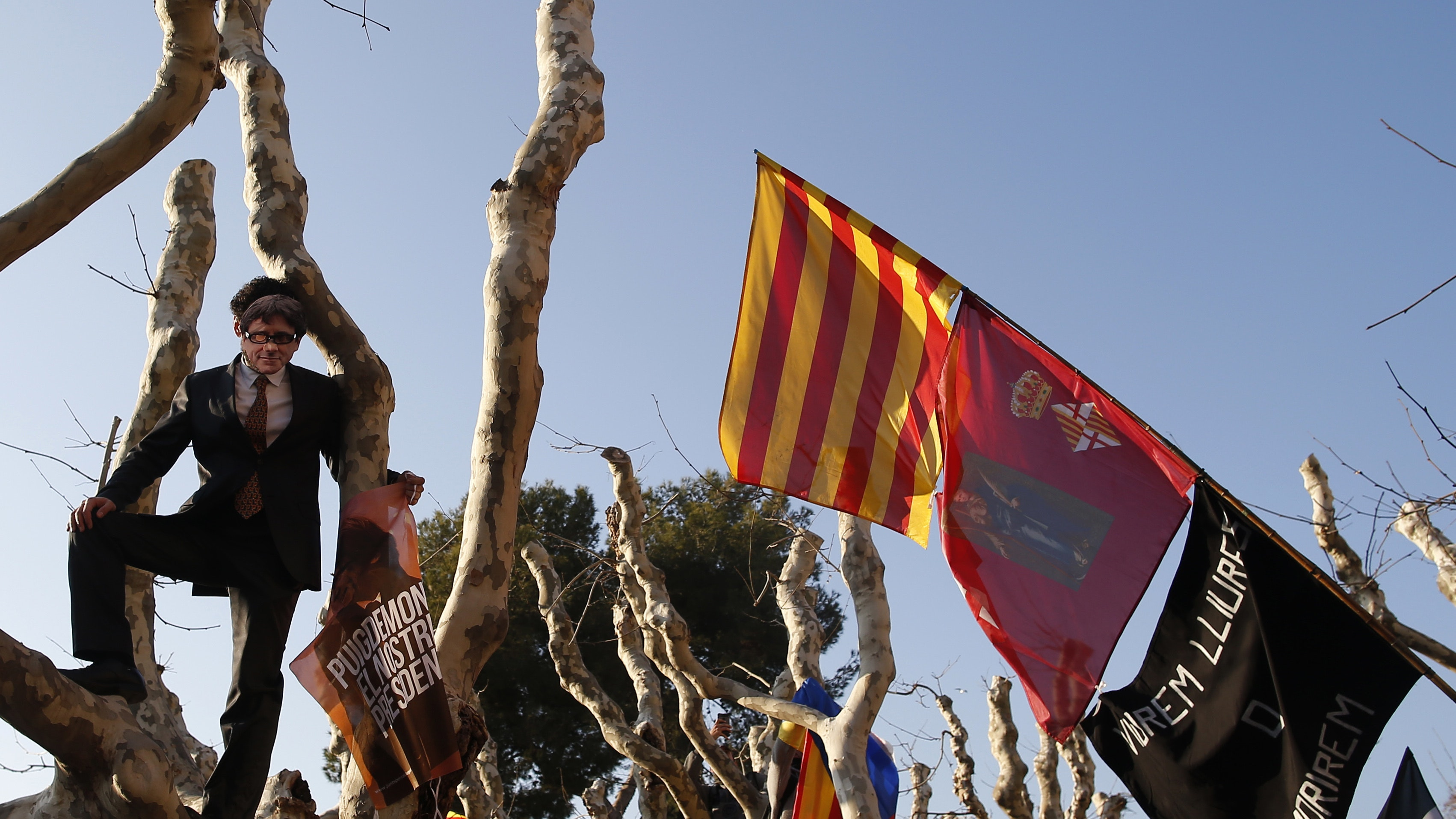 Jailed Catalan independence leaders lodge case with UN