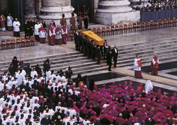 september 29 1978 smiling pope john paul i dies after