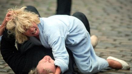 Gail and Eileen at war in Coronation Street